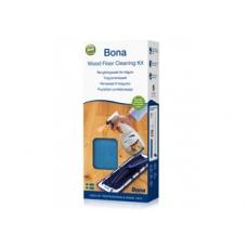 Bona Wood  Kit pentru curatat parchetul